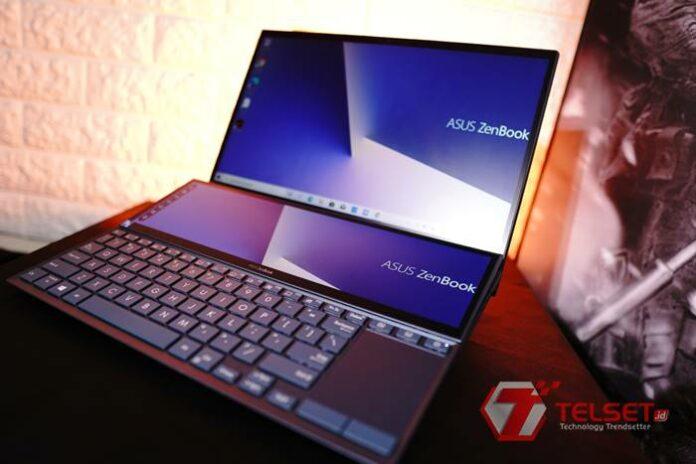 review Asus ZenBook Duo