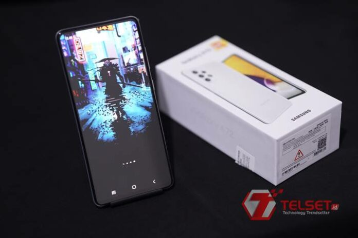 review samsung galaxy a72