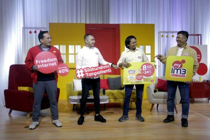 Diskon Paket Freedom Internet IM3 Ooredoo