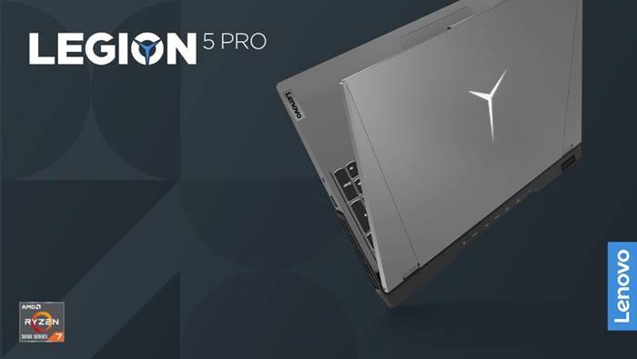 Lenovo Legion 5 Pro Juga Diperkenalkan, Gunakan AMD Ryzen Terbaru