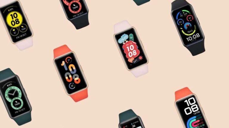 5 Fitur Menarik Huawei Band 6, Bisa Pantau Kesehatan 24 Jam