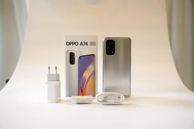 Fitur Oppo A74 5G