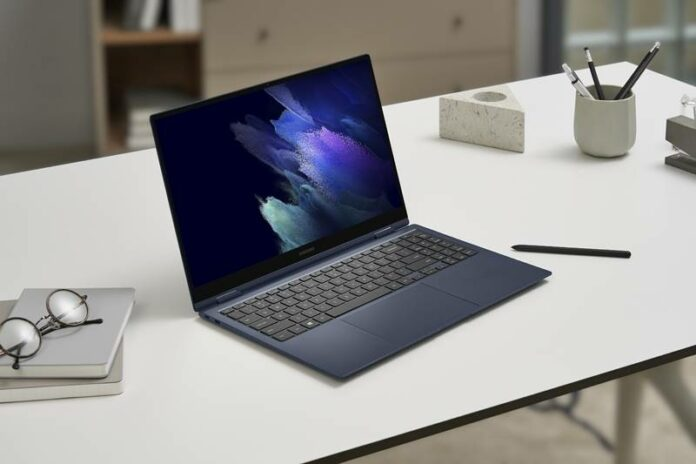 Laptop Terbaru Samsung Galaxy Book Pro 360 Odyssey
