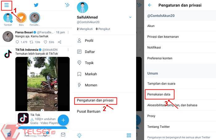 Cara posting gambar 4K di Twitter
