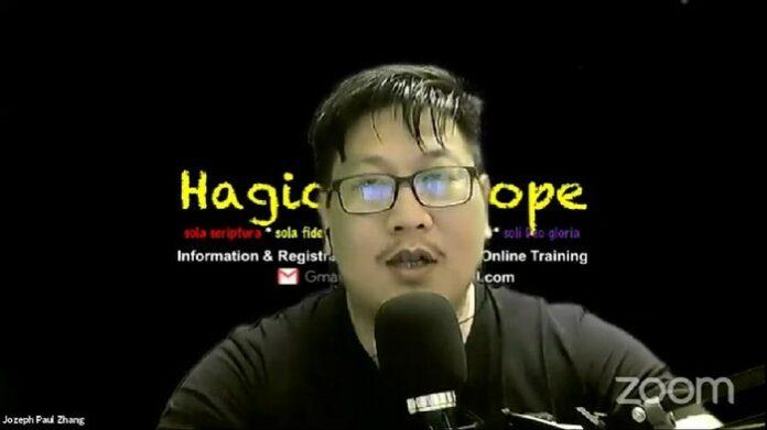 Ujaran Kebencian Joseph Paul Zhang