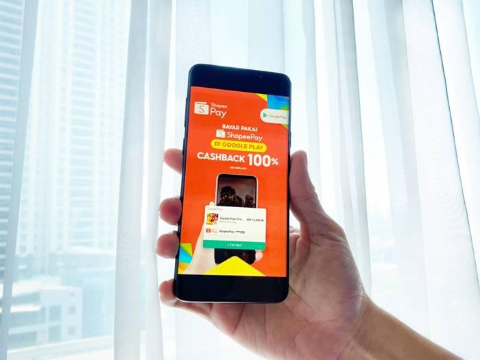 Cara Menambahkan Metode Pembayaran ShopeePay di Google Play Store