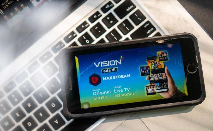 MAXstream Vision+ original