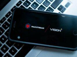 MAXstream Vision+