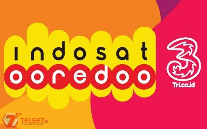 Merger Indosat Ooredoo dan Tri