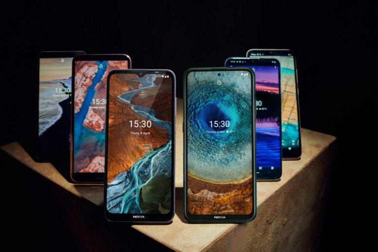 Nokia X20, Nokia G20 & Nokia C20 Diluncurkan, Ini Harga dan Spesifikasinya