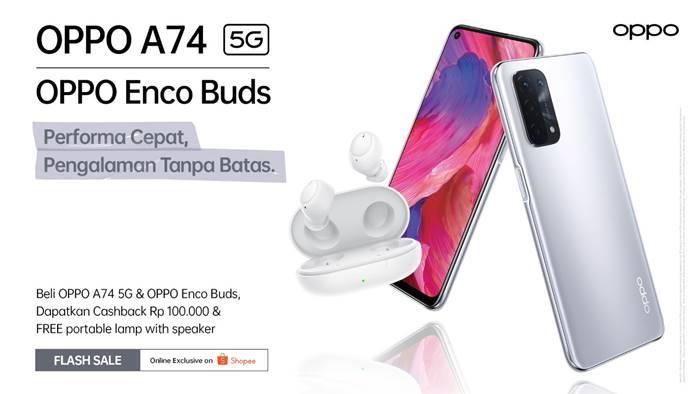 Oppo A74 5g Shopee