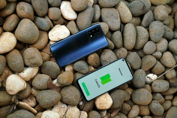 Oppo A74 Indonesia RAM Expansion
