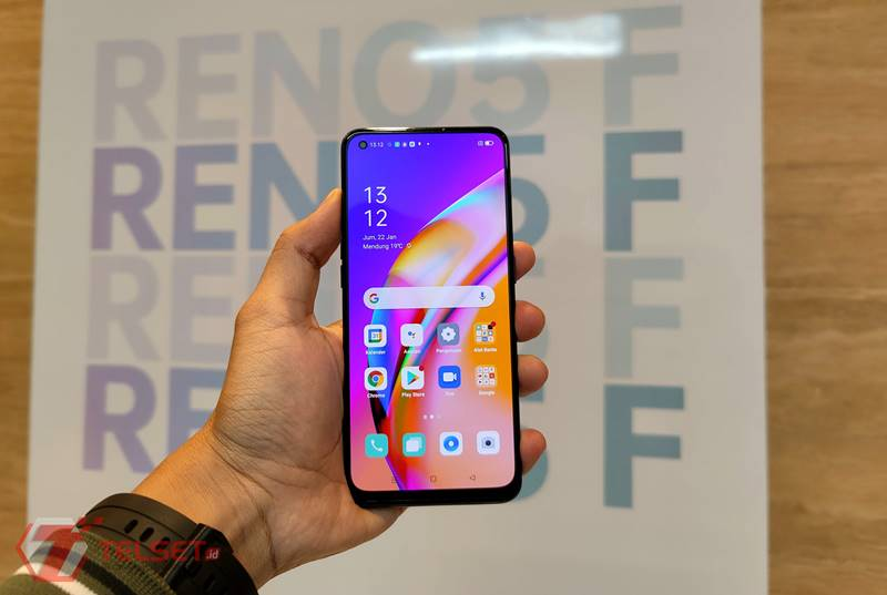 Oppo Reno5 F Gaming for Everyone