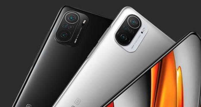 Kamera Poco F3