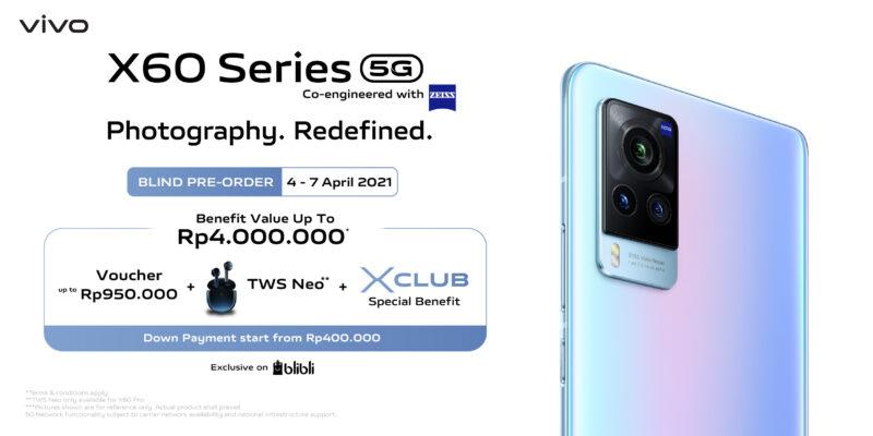 Vivo X60 Pro Indonesia