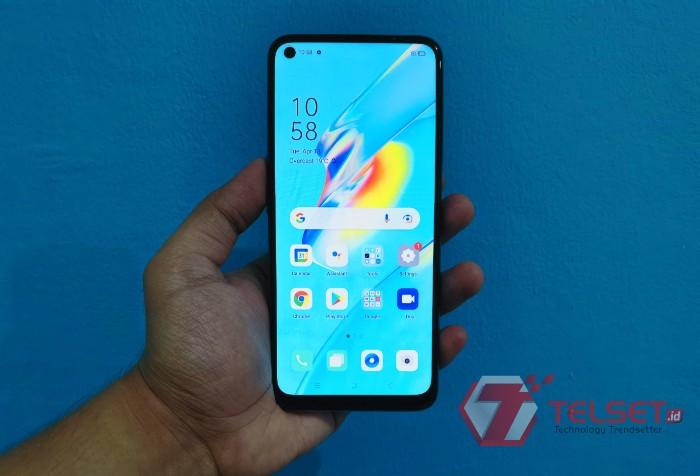 Fitur Oppo A54
