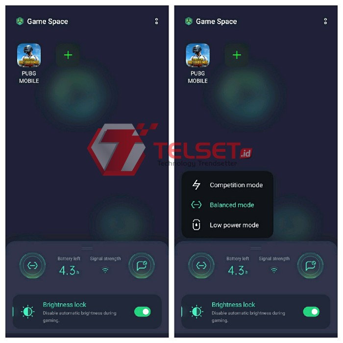 Game Space Oppo A54 Indonesia