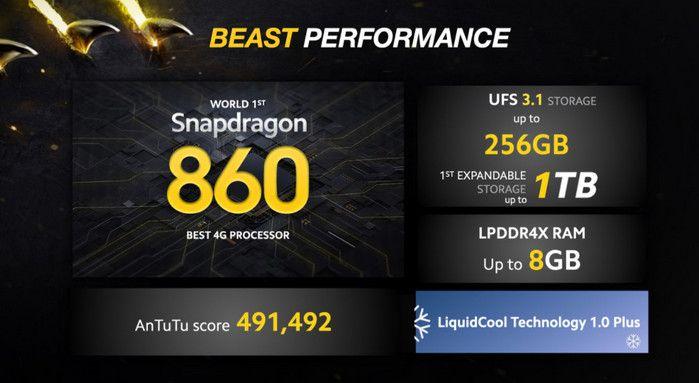 Poco X3 Pro dilengkapi snapdragon 869