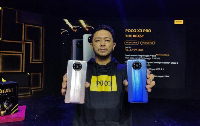 Poco X3 Pro Resmi Meluncur di Indonesia dengan Snapdragon 860