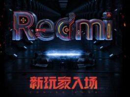 Ponsel Gaming Redmi