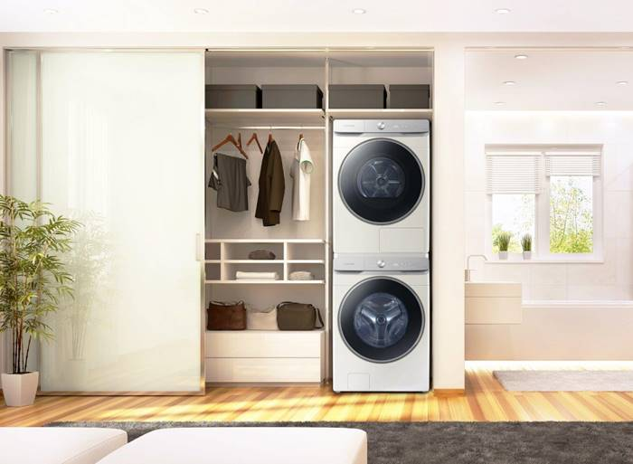 Samsung Smart Ecobubble Washer