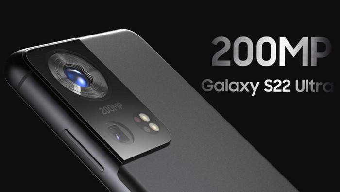 Kamera Samsung Galaxy S22 Ultra