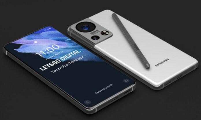 Spesifikasi Kamera Samsung Galaxy S22 Ultra