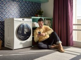 Samsung Smart Ecobubble Washer
