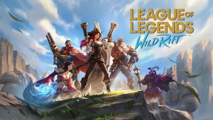 panduan bermain league of legends Wild Rift