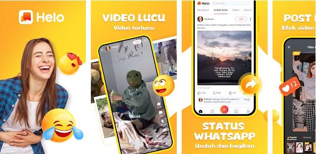 Aplikasi Helo Indonesia