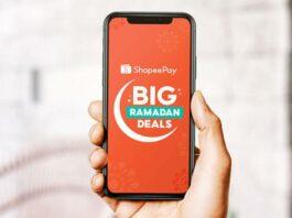 ShopeePay Big Ramadan Deals