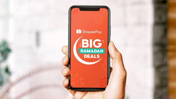 ShopeePay Gelar Big Ramadan Deals, Sebar Diskon Hingga 70%