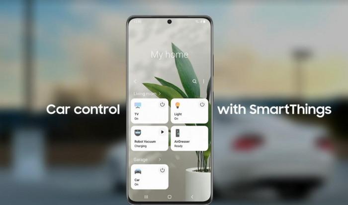 SmartThings Galaxy S21 5G