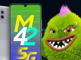 Spesifikasi Harga Samsung Galaxy M42 5G