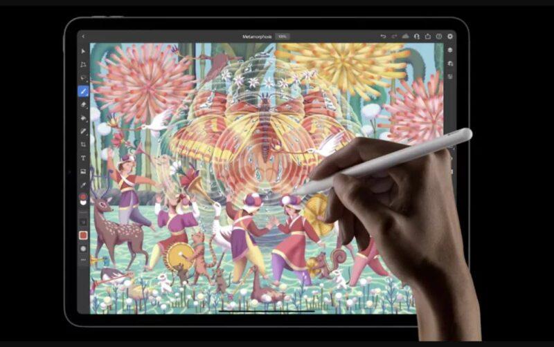 Tablet Apple iPad Pro 2021 terbaru