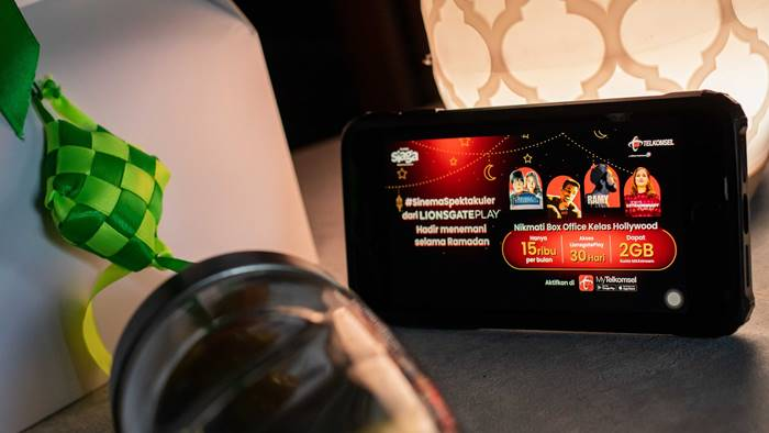 Paket Bundling Telkomsel Lionsgate Play