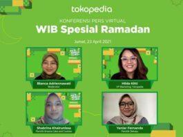 Tokopedia WIB Spesial Ramadan Diskon 90%