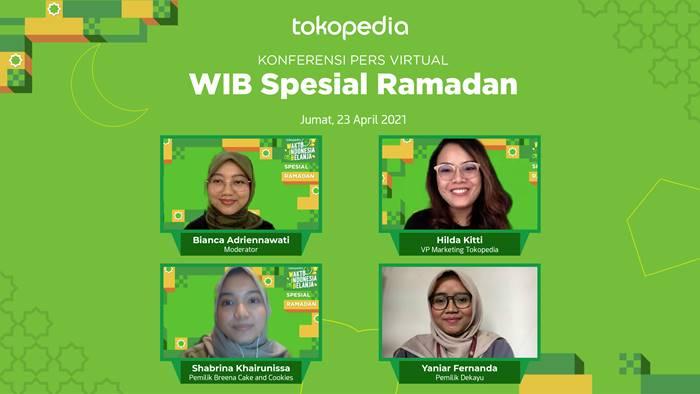 Tokopedia WIB Spesial Ramadan, Tawarkan Diskon 90%
