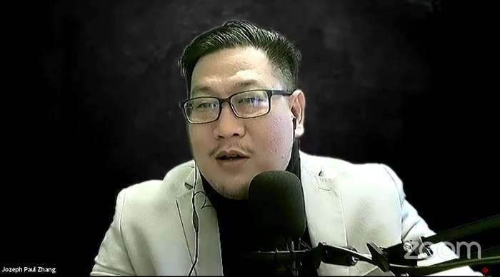 Ujaran kebencian SARA Kominfo Joseph Paul Zhang