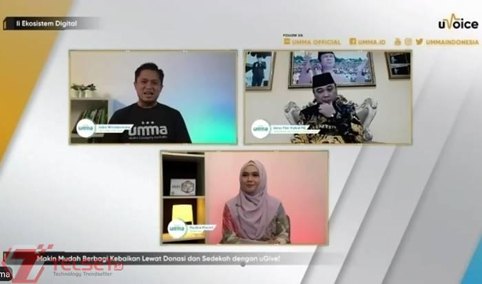 Sambut Ramadan, Umma Rilis Fitur Podcast uVoice
