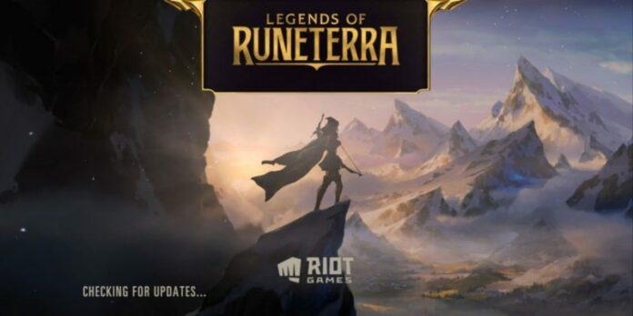Update Legends of Runeterra