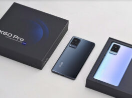 Fitur Vivo X60 Pro