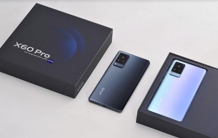 Spesifikasi Vivo X60 Pro