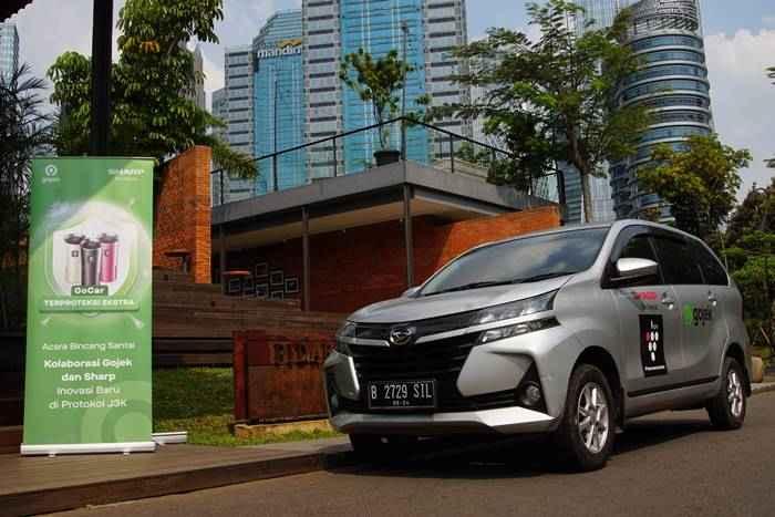 Mobil GoCar Air Purifier Sharp