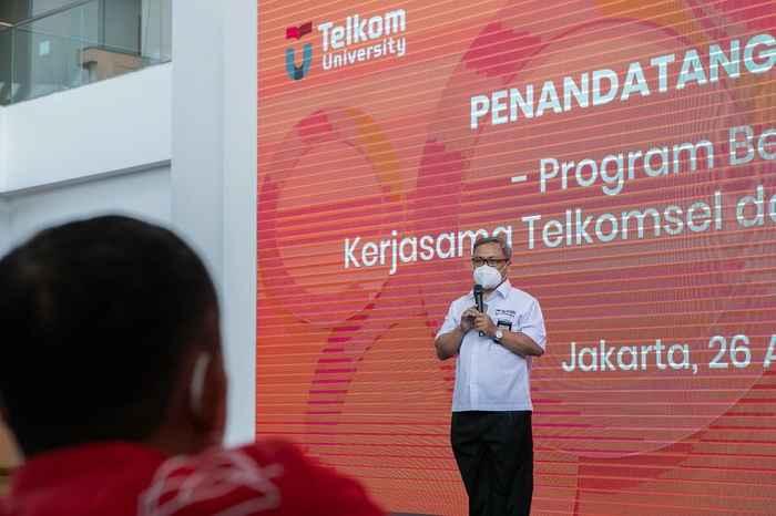 Program Beasiswa Telkomsel Telkom University