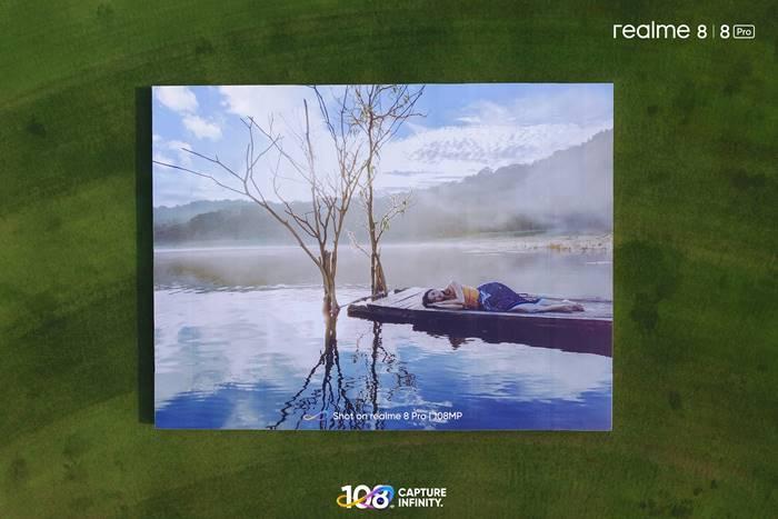 Rekor MURI Realme 8 Pro