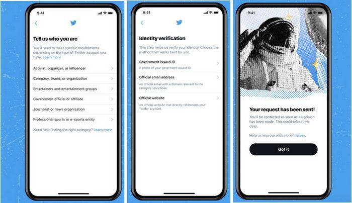 Aplikasi Verifikasi Publik Twitter