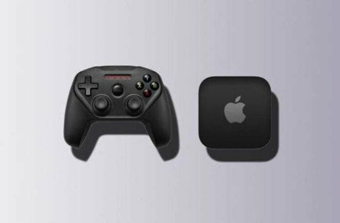 konsol game Apple