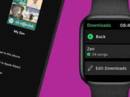 Download Lagu Spotify Apple Watch