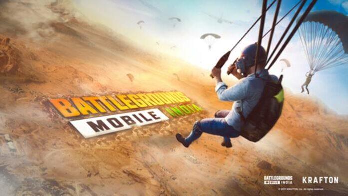 Battlegrounds Mobile India PUBG